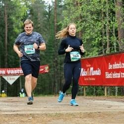 37. Tartu Maastikumaraton - Merily Puusta (1634), Rauno Jõgi (2276)