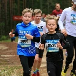 37. Tartu Maastikumaraton - Adrian Luha (8538), Andrus Mäesepp (8640), Robin Puusaar (8800)
