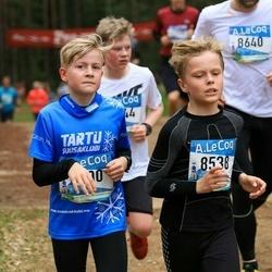 37. Tartu Maastikumaraton - Adrian Luha (8538), Robin Puusaar (8800)