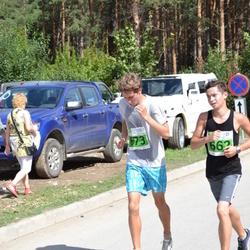 Narva Energiajooks - Artjom Jerkvania (662), Edgar Kolesnikov (673)