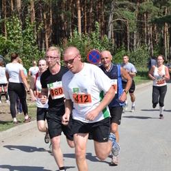 Narva Energiajooks - Artur Vertjakov (412), Bernd-Kristof Passmann (880)