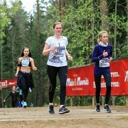 37. Tartu Maastikumaraton - Triinu Jalg (5039), Piret Parman (5307)