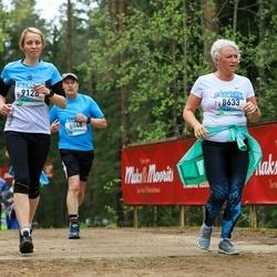 37. Tartu Maastikumaraton - Andra Mõttus (8633), Mihkel Uffert (9128)