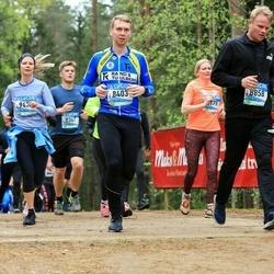37. Tartu Maastikumaraton - Arko Kurg (8403), Madis Reisenbuk (8858)
