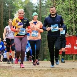 37. Tartu Maastikumaraton - Brenda Põlluste (8808), Risto Suurpere (8989)