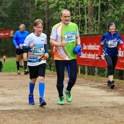 37. Tartu Maastikumaraton - Aivar Müürsepp (8661), Markus Müürsepp (9276)