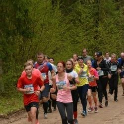 37. Tartu Maastikumaraton - Anna-Liisa Pehlak (8747), Tiina Puusalu (9357)
