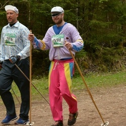 37. Tartu Maastikumaraton - Ando Meerbach (2076), Mari-Liis Haabma (9288)