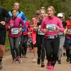 37. Tartu Maastikumaraton - Annika Labent (8464), Siiri Raamets (8815), Aivo Sepp (8949)