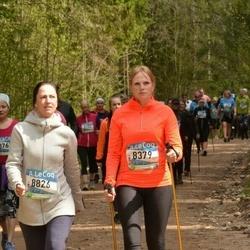 37. Tartu Maastikumaraton - Berit Kroon (8379), Anne Randmäe (8826)