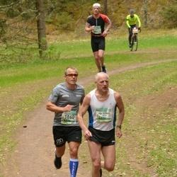 37. Tartu Maastikumaraton - Ago Veilberg (1023), Andre Kaaver (1060)