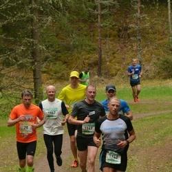 37. Tartu Maastikumaraton - Valmar Sisask (28), Marcus Puhke (1149), Andre Pukk (1742), Taivo Martõnov (1967)