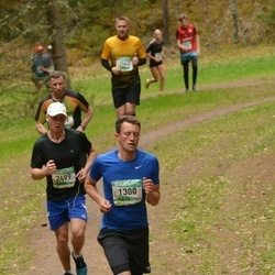 37. Tartu Maastikumaraton - Ago Saluveer (1300), Tiit Vahelaan (2499)