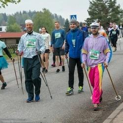 37. Tartu Maastikumaraton - Ando Meerbach (2076), Kairi Meerbach (2077), Ülari Pärnoja (2288)