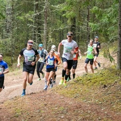 37. Tartu Maastikumaraton - Priit Ailt (1037), Ahti Suppi (1056)