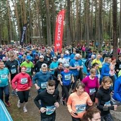 37. Tartu Maastikumaraton - Ege Johanson (8208), Kevin Kelder (8295), Maarika Kelder (8296), Agur Tehver (9059), Hedi Jüriöö (9300)