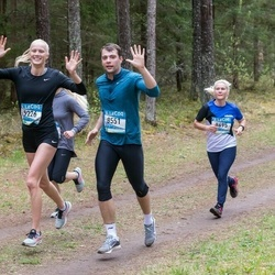 37. Tartu Maastikumaraton - Robin Luts (8551), Terje Odamus (8695), Marit Jukk (9226)