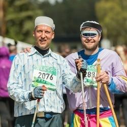 37. Tartu Maastikumaraton - Ando Meerbach (2076), Ülari Pärnoja (2288)