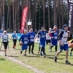 37. Tartu Maastikumaraton - Mailis Tõnisson (2305), Gunnar Aasmäe (8062), Heigo Lepik (9437), Sven Kautlenbach (9439)