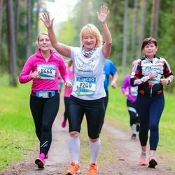 37. Tartu Maastikumaraton - Annika Labent (8464), Marju Viira (9200)