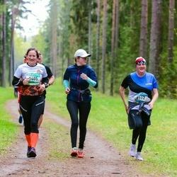 37. Tartu Maastikumaraton - Tiiu Jüriado (1405), Anni Engelbrecht (8112)