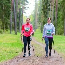 37. Tartu Maastikumaraton - Brett Hiielo (2170), Triin Toomeste (2332)