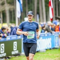 37. Tartu Maastikumaraton - Aarne Vasarik (2365)