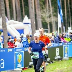 37. Tartu Maastikumaraton - Annely Kruusa (1989)