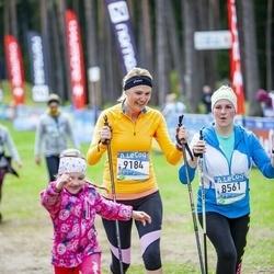 37. Tartu Maastikumaraton - Klaarika Lükko (8561), Age Veemees (9184)
