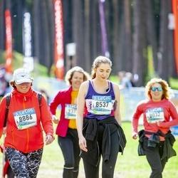37. Tartu Maastikumaraton - Elise Ludvi (8537), Anneli Rumm (8886)