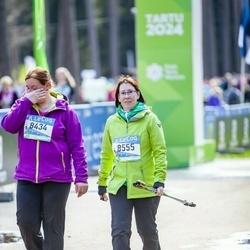 37. Tartu Maastikumaraton - Annika Käis (8434), Aune Lõo (8555)