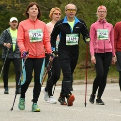 37. Tartu Maastikumaraton - Tarmo Rääk (1499), Annika Aas (1935), Tuuli Muistna (2234)