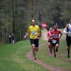 37. Tartu Maastikumaraton - Jürgen Külm (1043), Adrien Renaudo (1047)