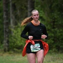 37. Tartu Maastikumaraton - Ann Saks (1545)