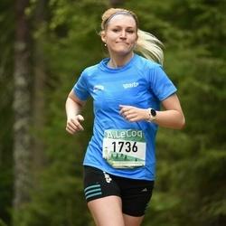 37. Tartu Maastikumaraton - Annika Veisson (1736)
