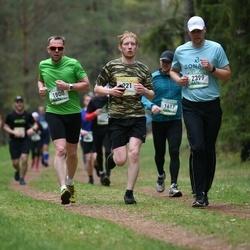 37. Tartu Maastikumaraton - Artur Viks (221), Alar Just (1800), Marek Paju (2399)