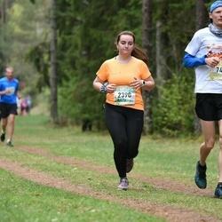 37. Tartu Maastikumaraton - Margo Parts (74), Anni Adamson (2390)
