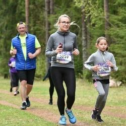 37. Tartu Maastikumaraton - Aet Urvast (5259), Lara Urvast (5260)