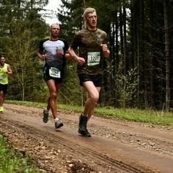 37. Tartu Maastikumaraton - Indrek Roos (1221), Andre Pukk (1742)