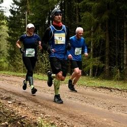 37. Tartu Maastikumaraton - Ergo Meier (73), Annely Kruusa (1989)