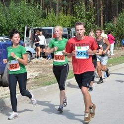 Narva Energiajooks - Kati Kuusk (458), Annika Loorits (502), Ilja Ussov (2855)