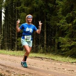 37. Tartu Maastikumaraton - Ene Ojaperv (2443)