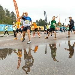 37. Tartu Maastikumaraton - Meelis Kalda (152), Brent Pere (216)