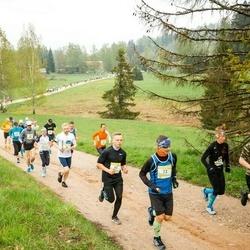 37. Tartu Maastikumaraton - Ergo Meier (73), Aron-Sven Kilk (97), Artur Viks (221)