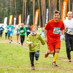 37. Tartu Maastikumaraton - Kristjan Muuli (5336), Aare Allaje (8043)