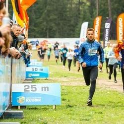 37. Tartu Maastikumaraton - Andor Aland (8038), Indrek Jentson (8202)