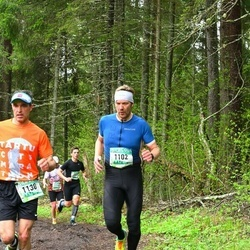37. Tartu Maastikumaraton - Arno Bachaus (1102)