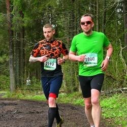 37. Tartu Maastikumaraton - Alar Just (1800), Alari Laurson (2193)