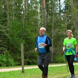 37. Tartu Maastikumaraton - Merle Mägi (1526), Aare Tinn (9084)