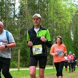 37. Tartu Maastikumaraton - Ainar Ojasaar (225), Maarika Kelder (8296)
